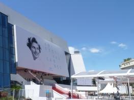 Les marches du Festival de Cannes
