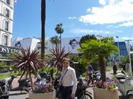 Thierry Chevillard Dirigeant de Blue Efficience au Festival de Cannes 2015