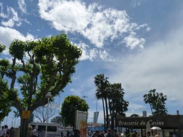 Cannes pendant le Festival