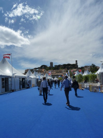 Blue Efficience au Festival de Cannes 2015