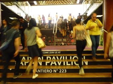 Pavillon Japon à Cannes